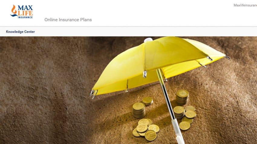 max-life-insurance-plans
