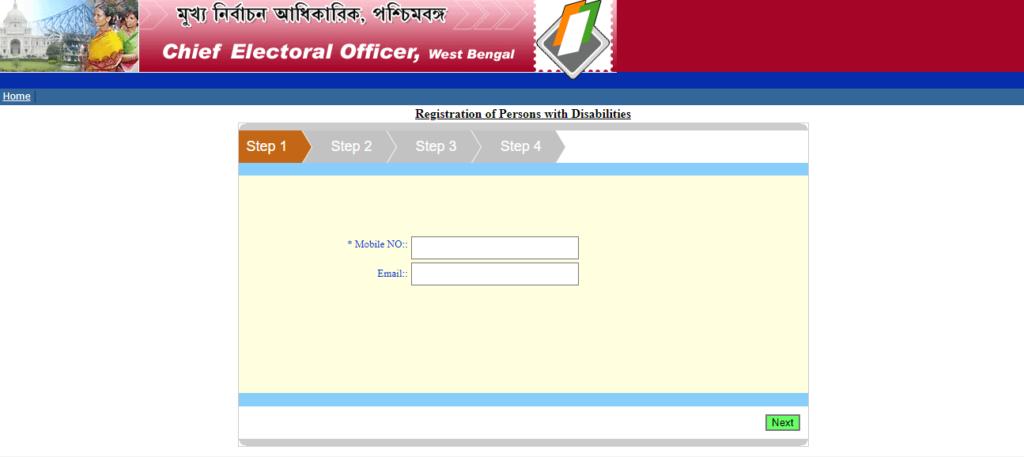 Register As PWD Electors