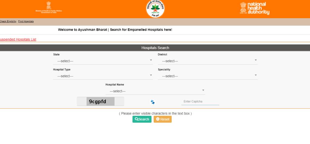 Empaneld Hospital