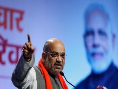 Amit Shah said- 'There was no promise to the Shiv Sena to share the post of Chief Minister'.