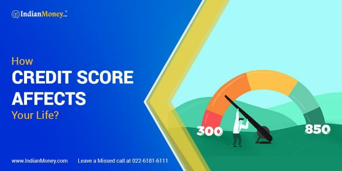 how credit score affects your life
