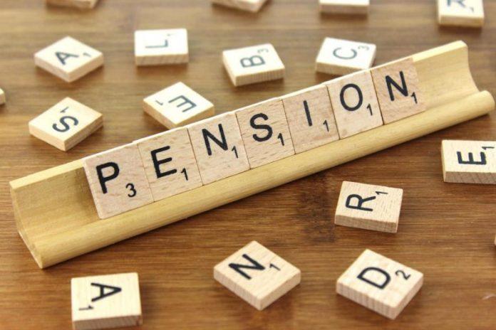 government pension
